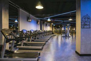 Fitnesscentrum Delphin Be Grand resort