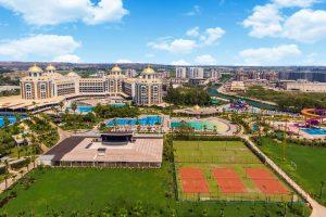 Hotel Delphin Be Grand Resort in Lara nabij Antalya