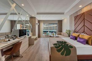 Hotel Delphin Be Grand Resort familiekamer