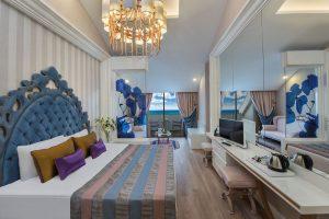 Hotel Delphin Be Grand Resort romatische kamer