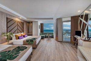 Hotel Delphin Be Grand Resort large kamer