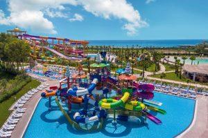 Hotel Delphin Be Grand Resort Lara waterpark